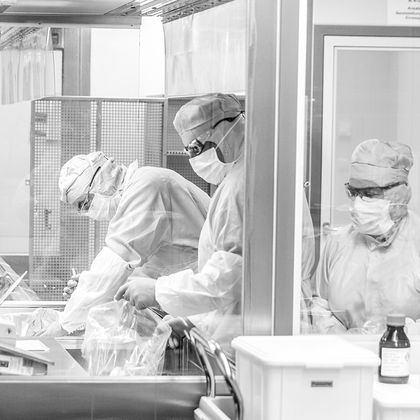 Unparalleled around the world – BFS up to biosafety level 2